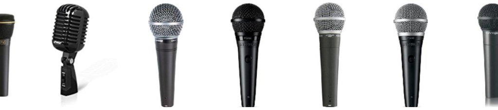 Best Microphone For Vocals 2017 - Buyer's Guide